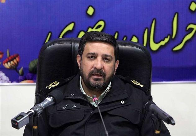 عاملان نزاع خونین در مشهد دستگیر شدند
