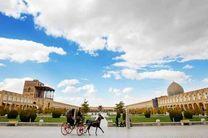 هوای اصفهان همچنان سالم است