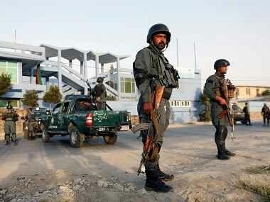 حمله به ایست بازرسی در افغانستان