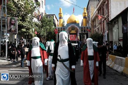 عزاداری عاشورای حسینی در سراسر جهان