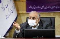 مقدمات برپایی بیمارستان صحرایی کرونا در کرمانشاه فراهم شده است