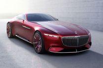 جدیدترین خودروی تمام برقی مفهومی دنیا رونمایی شد