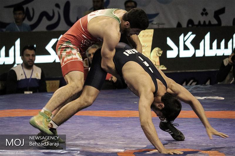 درخشش آزادکاران ایران در مسابقات قهرمانی آسیا