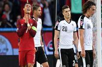 پرتغال هنوز شانس صعود دارد