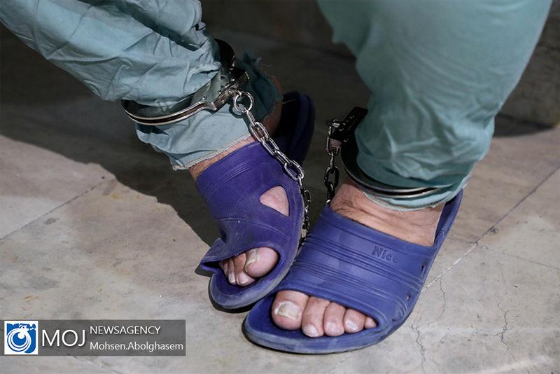 جزئیات دستگیری یکی از اراذل و اوباش خیابان فلاح