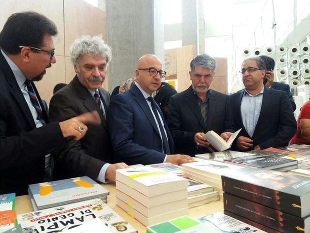 ایجاد یک نقطه عطف در روابط ایران و ایتالیا