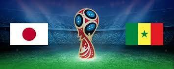 ساعت بازی ژاپن و سنگال در جام جهانی