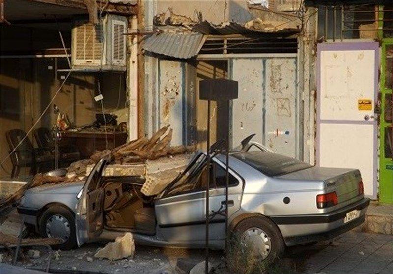 تخصیص تسهیلات 5 میلیون تومانی به خودروهای خسارت دیده از زلزله کرمانشاه