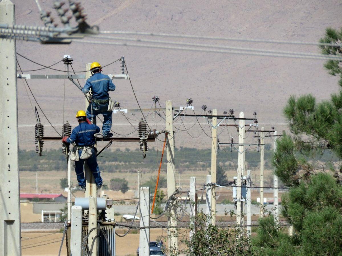 بهره بردای از پروژه های شرکت توزیع برق استان اصفهان در هفته دولت ۱۴۰۰