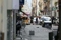 جزئیات جدید از انفجار یک چمدان در لیون فرانسه