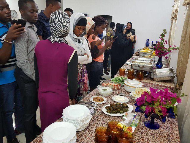 برگزاری جشنواره غذا، صنایع دستی و فرهنگ ایرانی در غنا