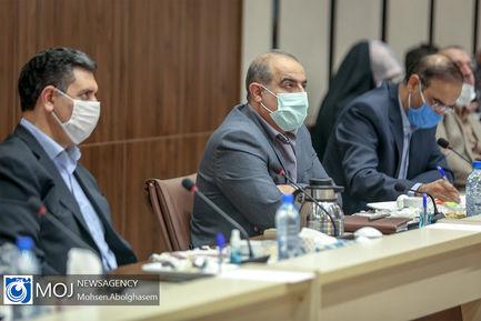 نهمین نشست شورای هماهنگی ارتقای آموزشی مناطق محروم