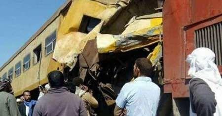 16 کشته و ده ها زخمی در اثر برخورد دو قطار مسافربری و باری در هند