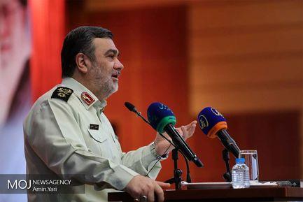همایش سراسری روحانیون سازمان عقیدتی سیاسی نیروی انتظامی