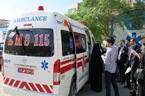 آماده باش اورژانس 115 در روزهای خاکستری مشهد