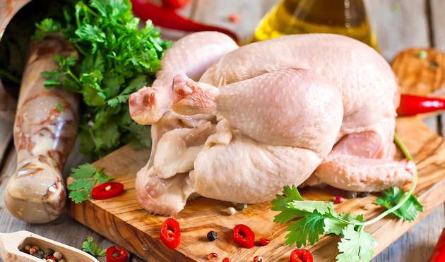 قیمت مرغ در بازار 19 اردیبهشت 7800 تومان شد