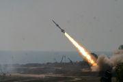 حمله موشکی یمن به مواضع متجاوزان سعودی