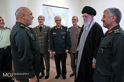 اعطای+درجه+سرلشکری+به+فرمانده+جدید+کل+سپاه