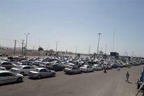 ممنوعیت ورود خودروهای شخصی از بندر پهل به قشم