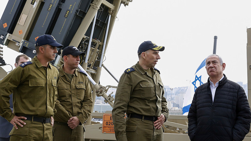 نتانیاهو حمله اسرائیل به استان قنیطره را تایید کرد