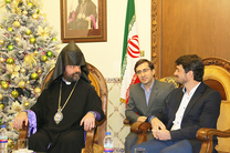 دیدار مدیرکل کمیته امداد با  رئیس شورای خلیفهگری ارامنه اصفهان