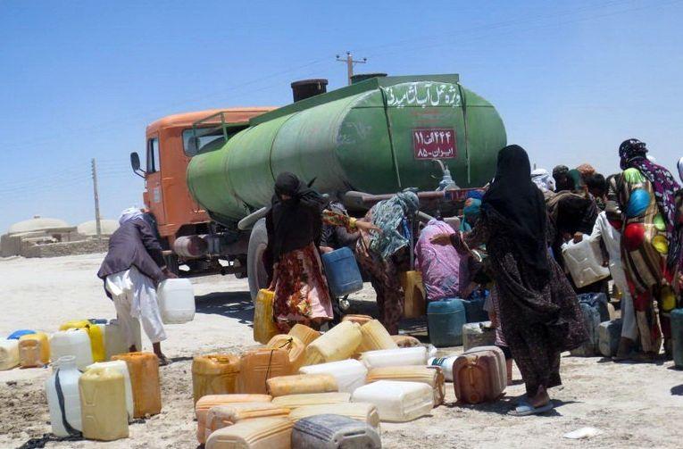 تنش آبی در 570 روستای هرمزگان