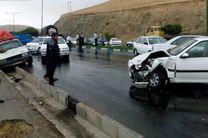 5 حادثه با 22 مجروح امروز در قم رخ داد