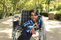 معلولیت محدودیت نیست/نگاهی به زندگی و فعالیتهای عباس زائری