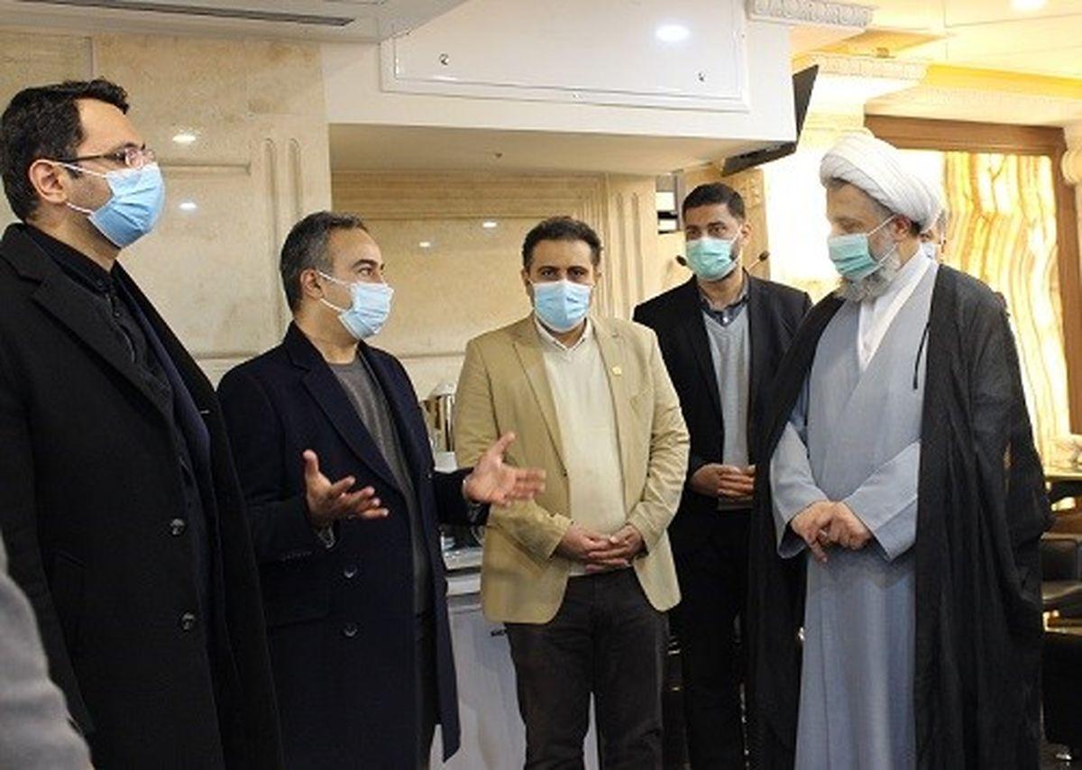 """""""گروه چکاد"""" تعاونی برتر استانی برای پنجمین بار متوالی شد"""