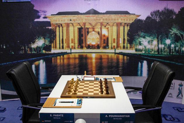 یک پای فینال شطرنج قهرمانی جهان مشخص شد