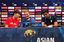 حواشی جالب کی روش در کنفرانس مطبوعاتی قبل از بازی با کره جنوبی