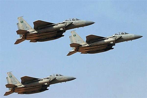 حمله جنگندههای ائتلاف سعودی به استان صنعاء