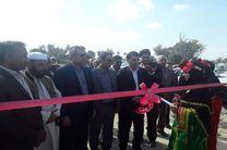 افتتاح مدرسه در روستای گزپیر سیریک با مشارکت خیرین مدرسه ساز