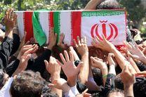 دو شهید مدافع حرم در کاشان تشییع می شوند