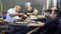 پذیرایی از مهمانان ناخوانده حسینی رسم بر جامانده گذشته در عاشورا/نذری قدمتی به بلندای تاریخ در دیار علویان