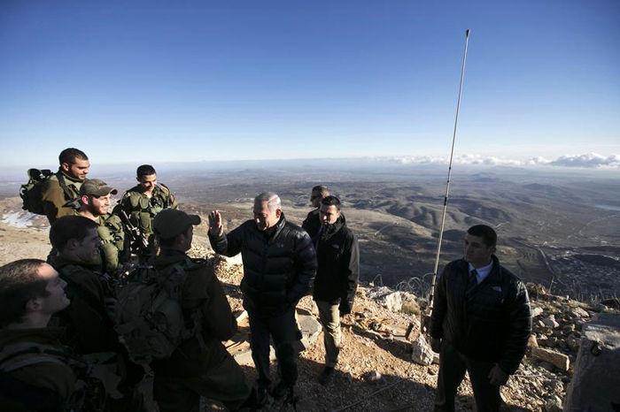 شلیک تانکهای اسرائیلی به مواضع ارتش سوریه برای سومین روز پیاپی
