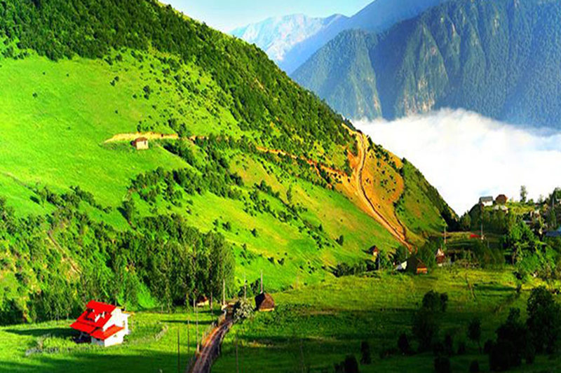 گردشگری در روستاهای اردبیل توسعه مییابد