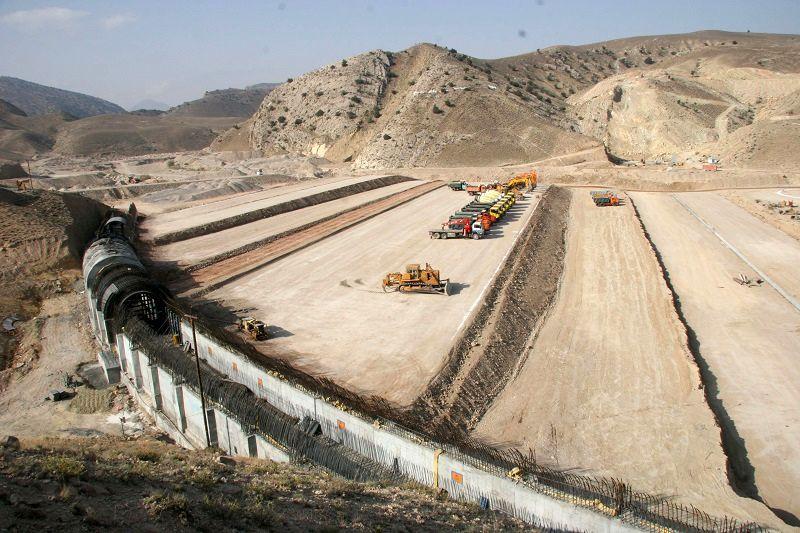 دغدغه آب تهران به پروژه های تامین آب وابسته است