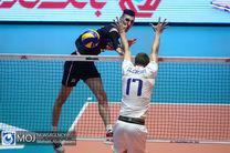 نتیجه بازی والیبال ایران و آمریکا/ شکست ایران برابر آمریکا