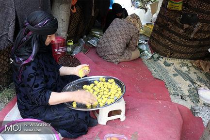 کرمانشاه میزبان مسافران نوروزی