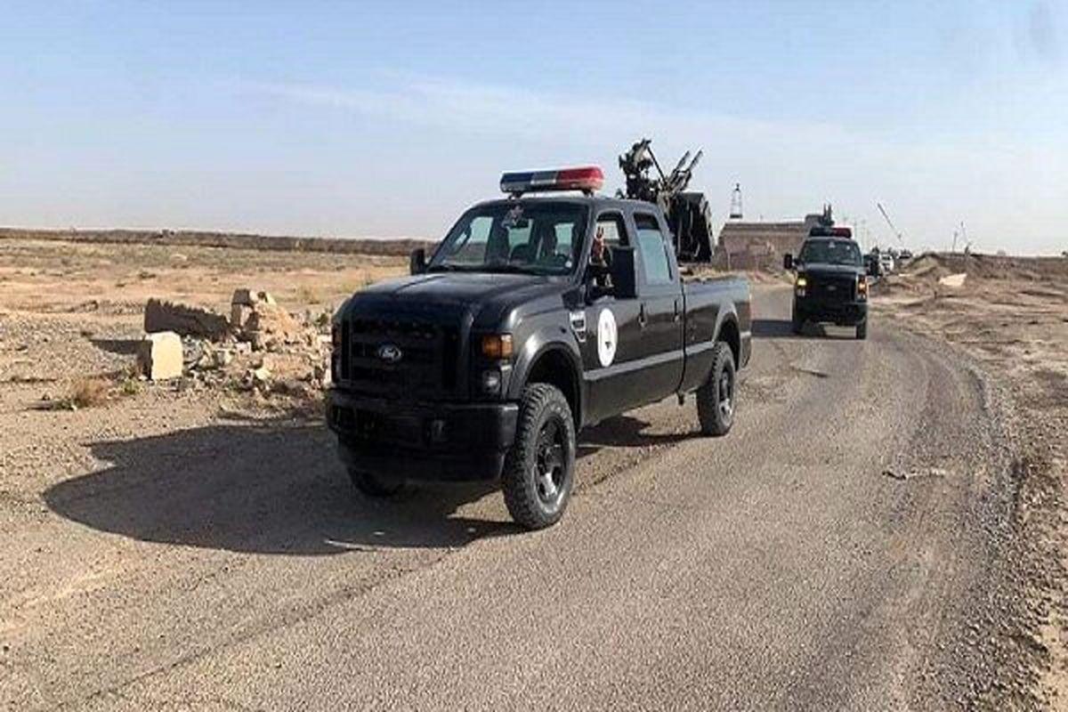 آغاز عملیات امنیتی علیه داعش درشرق استان صلاح الدین
