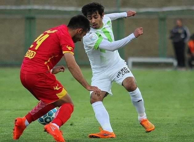 دیدار فوتبال ذوبآهن و نفت تهران به تعویق افتاد