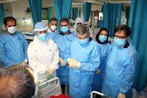 ابتلا ۷۰ پرسنل بیمارستان بقیه الله به کرونا/ استفاده از ماسک در تهران از ۱۰ درصد به ۵۰ درصد رسیده است