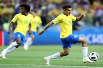 برتری برزیل مقابل صربستان در نیمه نخست