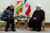 ایران و زیمبابوه فرصتهای خوبی برای گسترش پروژههای صنعتی و فنی دارند