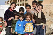 سفیران مهر خنده را مهمان کودکان سرپل ذهابی کردند