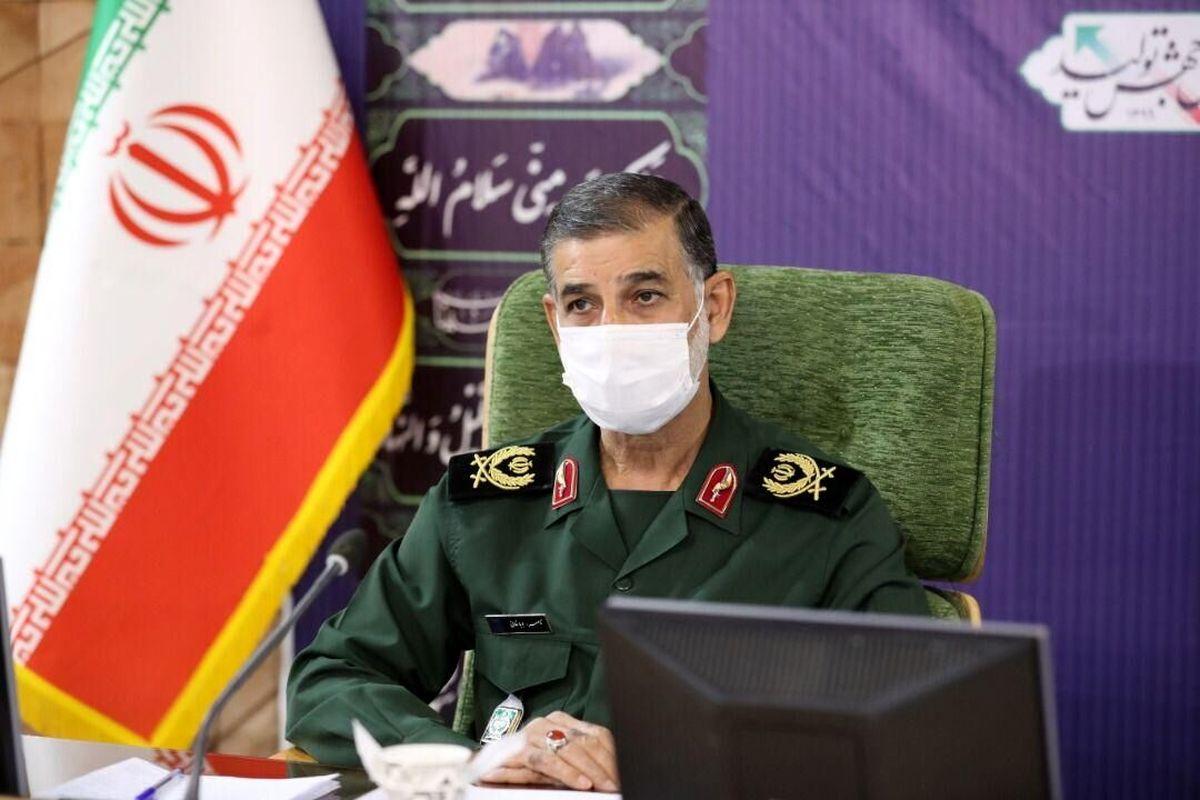 سهم کرمانشاه در تجلیل از رزمندگان دفاع مقدس کشور، 20 هزار نفر خواهد بود