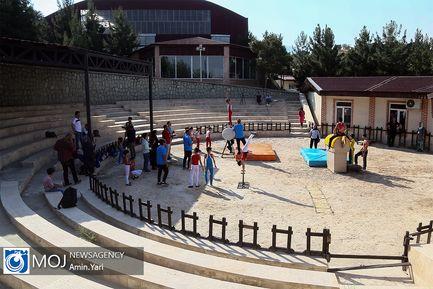 اولین اجرای حرکات ولتیژ در ایران
