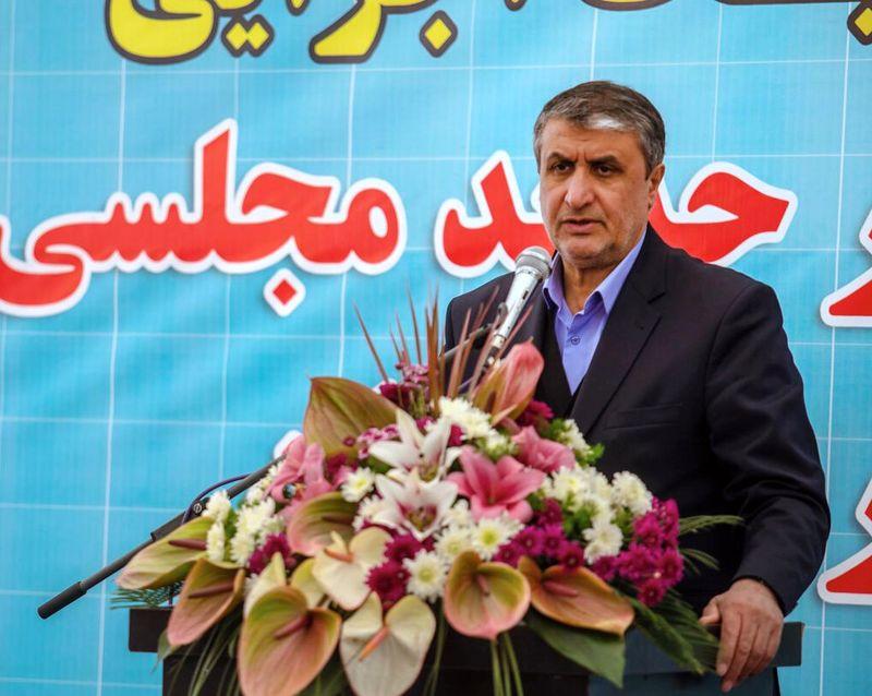 وزیر راه و شهرسازی تا ساعاتی دیگر وارد استان اردبیل میشود