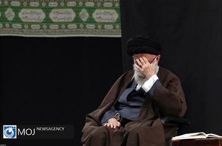 مراسم قرائت زیارت اربعین با حضور مقام معظم رهبری